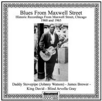 Blues From Maxwell Street