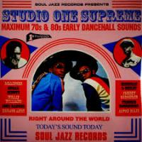Studio One Supreme - Maximum 70s og 80s Early Dancehall Sounds