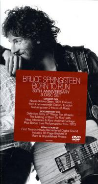 Born To Run 30th Anniversary Edition