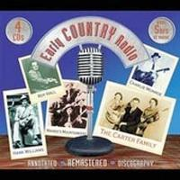 Early Country Radio  (4 CD)