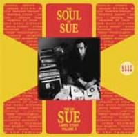 The UK Sue Label Story Volume 3 – the Soul of Sue